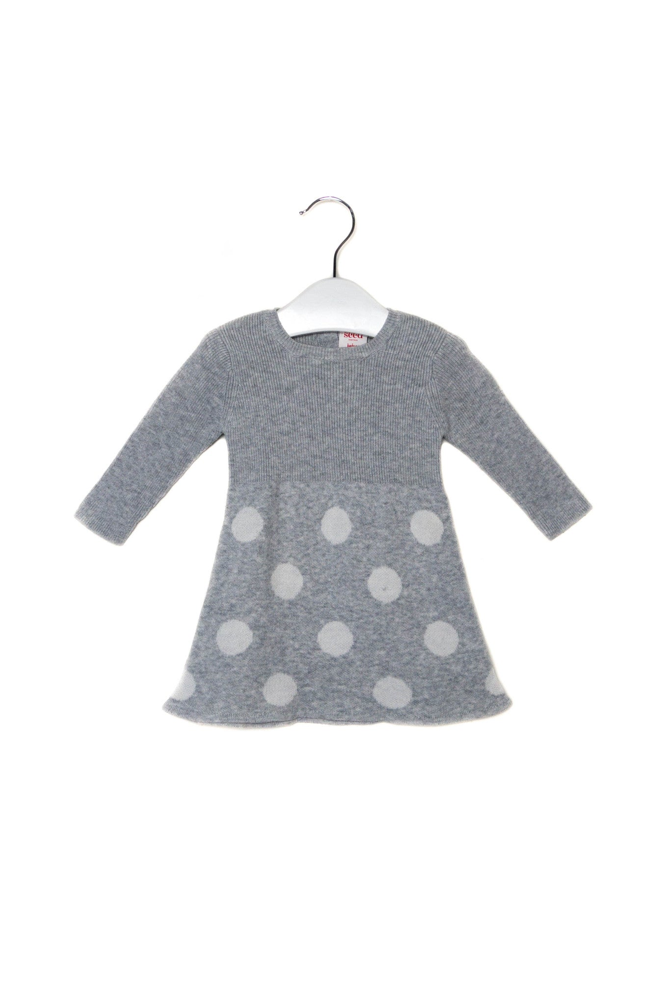10002254 Seed Baby~Dress 0-3M at Retykle