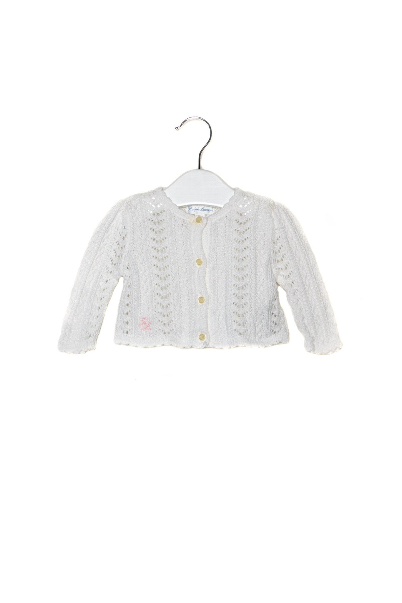 10002271 Ralph Lauren Baby~Cardigan 3M at Retykle