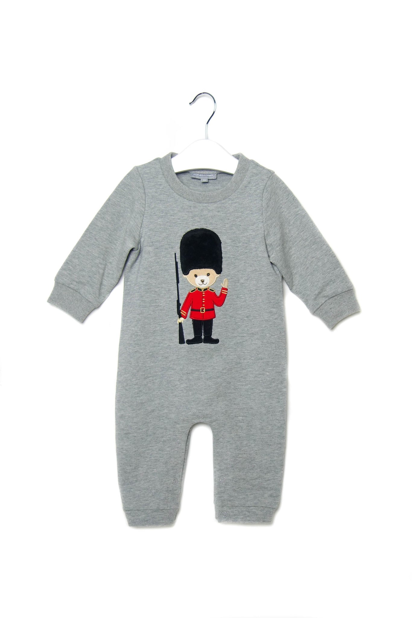 10002061 Nicholas & Bears Baby~Jumpsuit 9M at Retykle