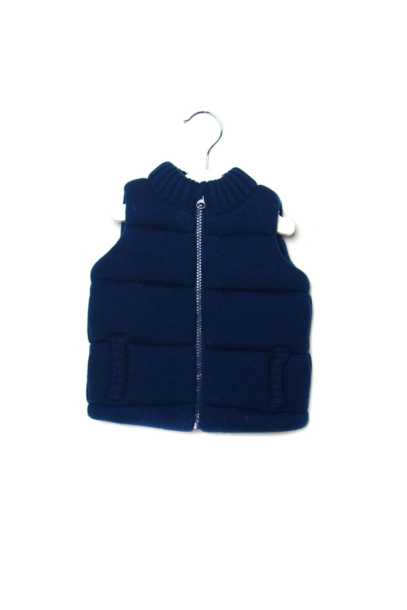 10002067BB Seed Kids~Puffer Vest 2T at Retykle