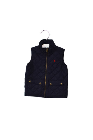 10025853 Ralph Lauren Baby~Puffer Vest 24M at Retykle