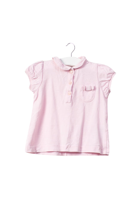 10046536 Jacadi Baby~Short Sleeve Top 12M at Retykle
