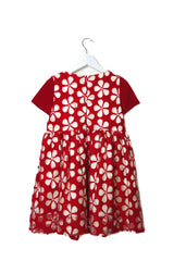 10002355 Monnalisa Kids~Dress and Collar 6T at Retykle