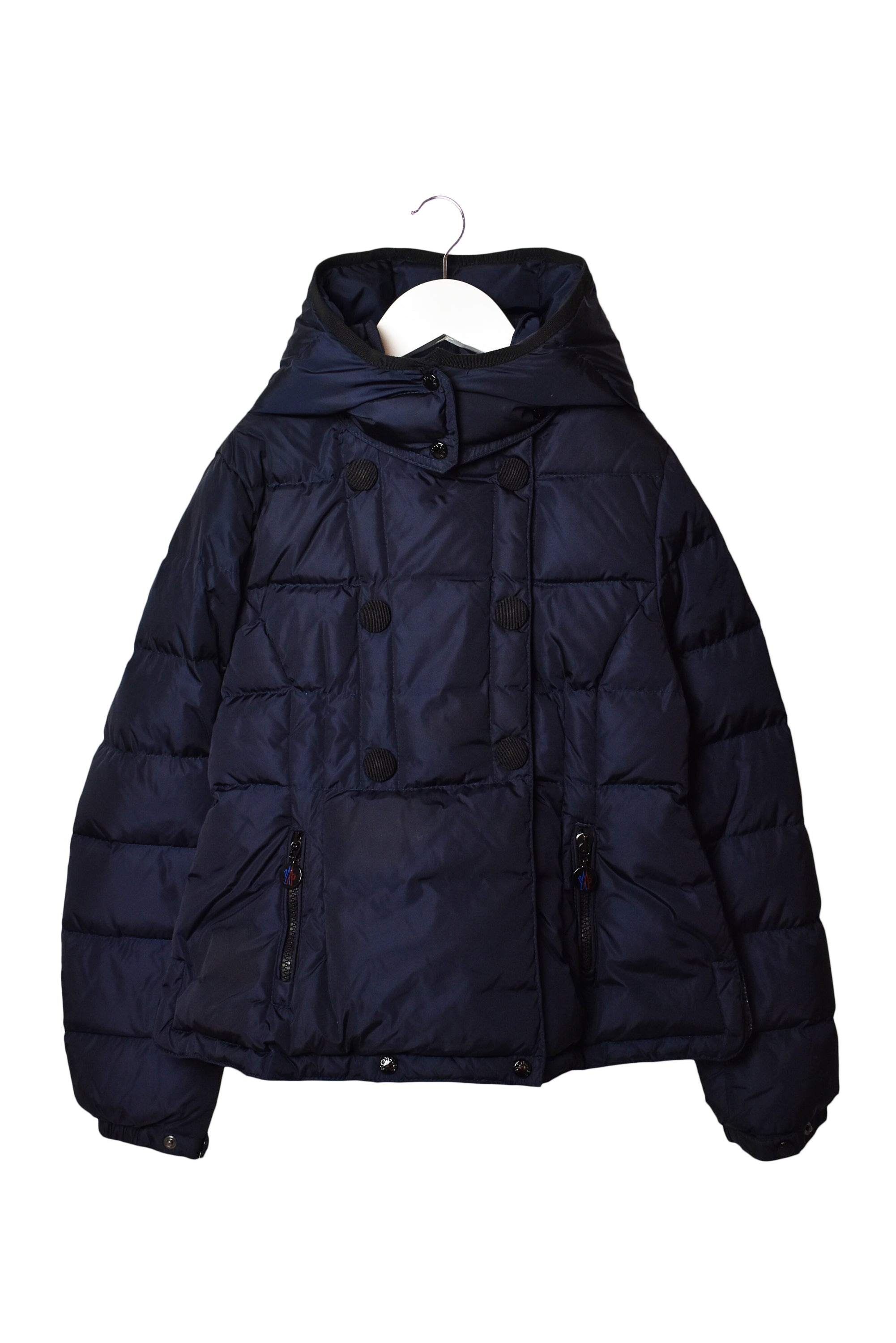 10008207 Moncler Kids~Puffer Jacket 10 at Retykle