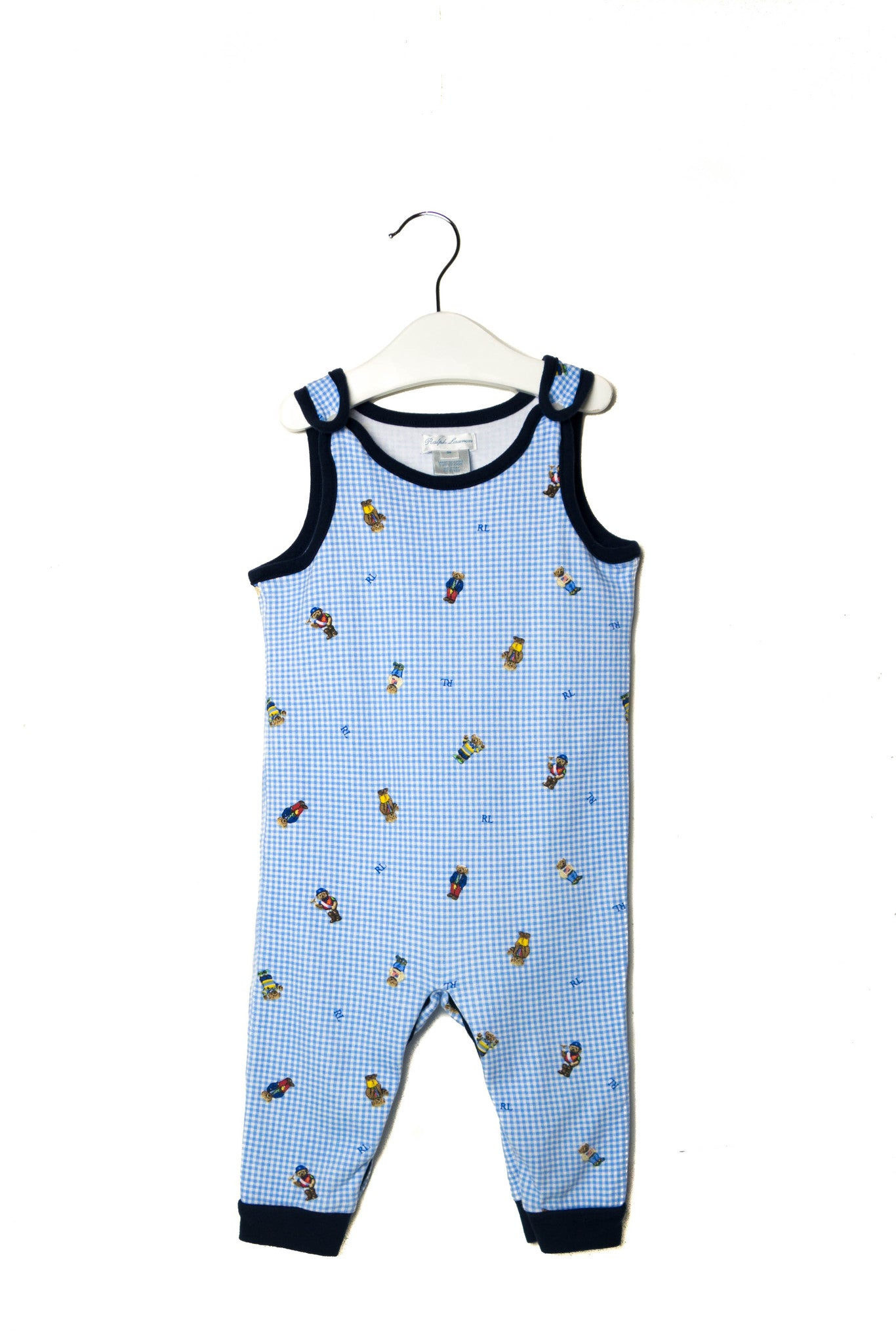 10002377 Ralph Lauren Baby~Jumpsuit 9M at Retykle
