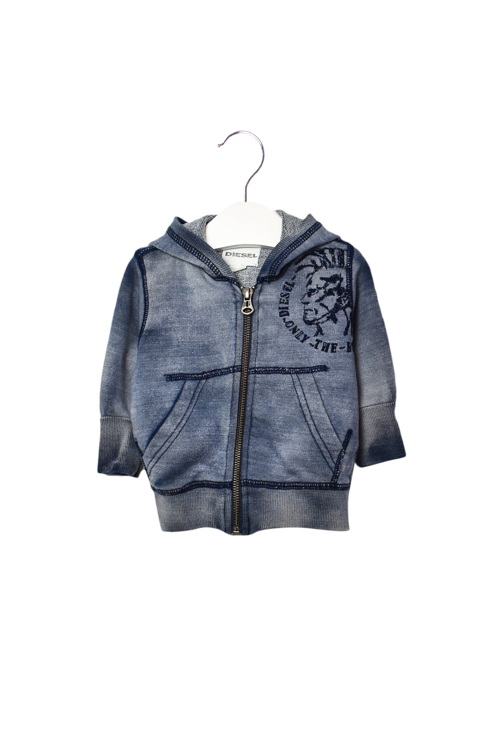 10008637 Diesel Baby~Sweatshirt 6M at Retykle