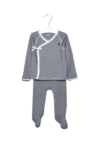 10012647 Ralph Lauren Baby ~ Top and Leggings Set 9M at Retykle