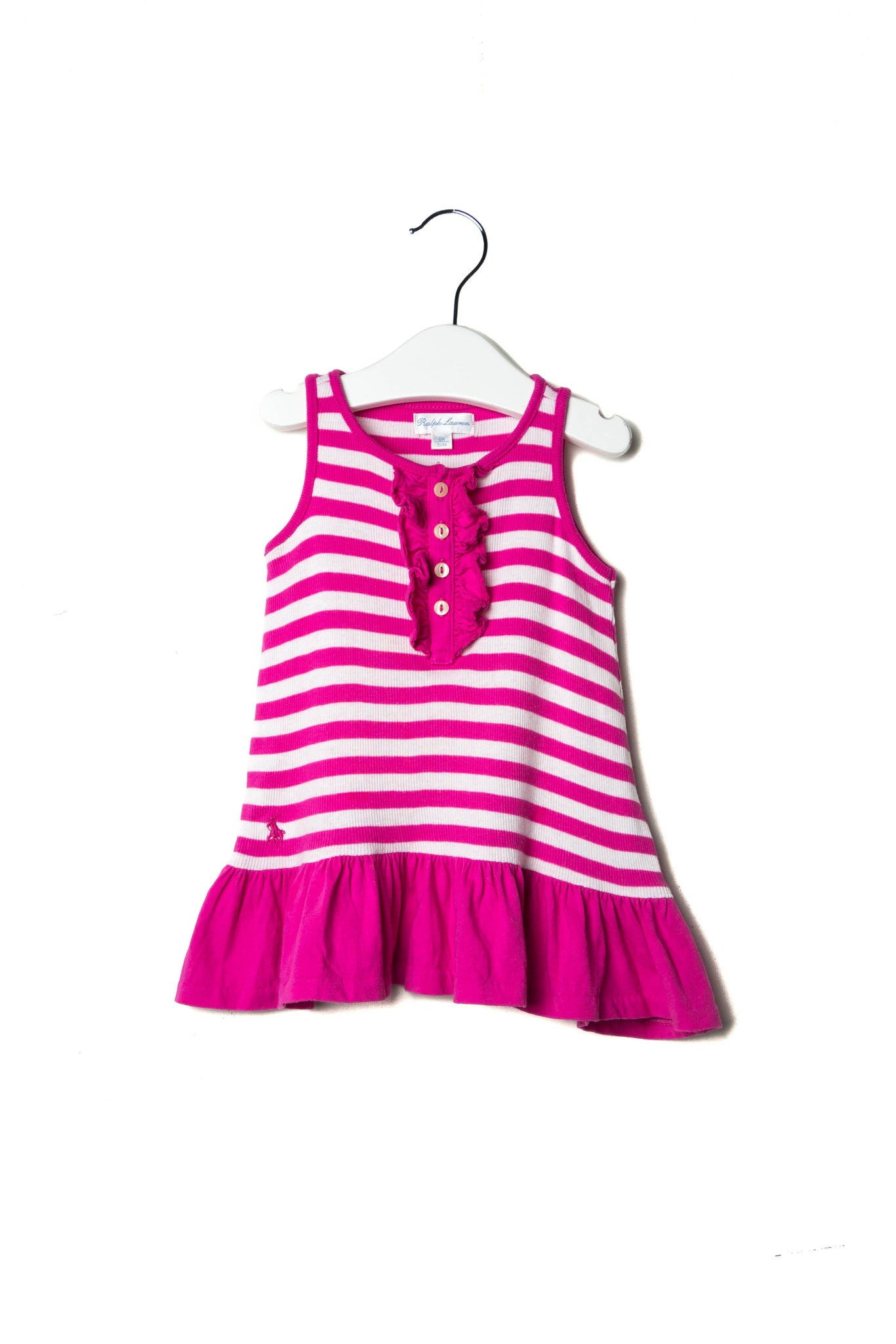 10002436 Ralph Lauren Baby~Dress and Bloomer 6M at Retykle