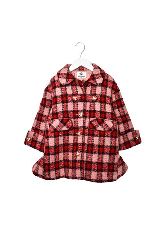 10010629 Mini Peace Kids~ Coat 4T (110 cm) at Retykle