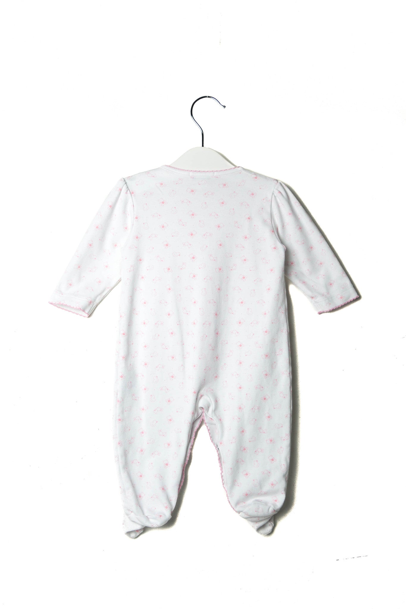 10002485 Kissy Kissy Baby~Jumpsuit 3-6M at Retykle