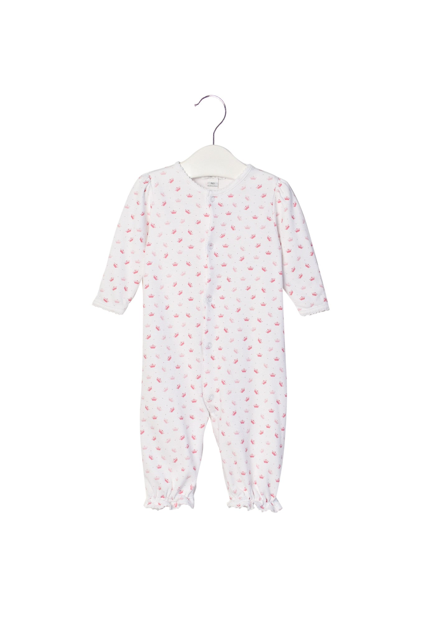 10003599 Kissy Kissy Baby~Jumpsuit NB at Retykle