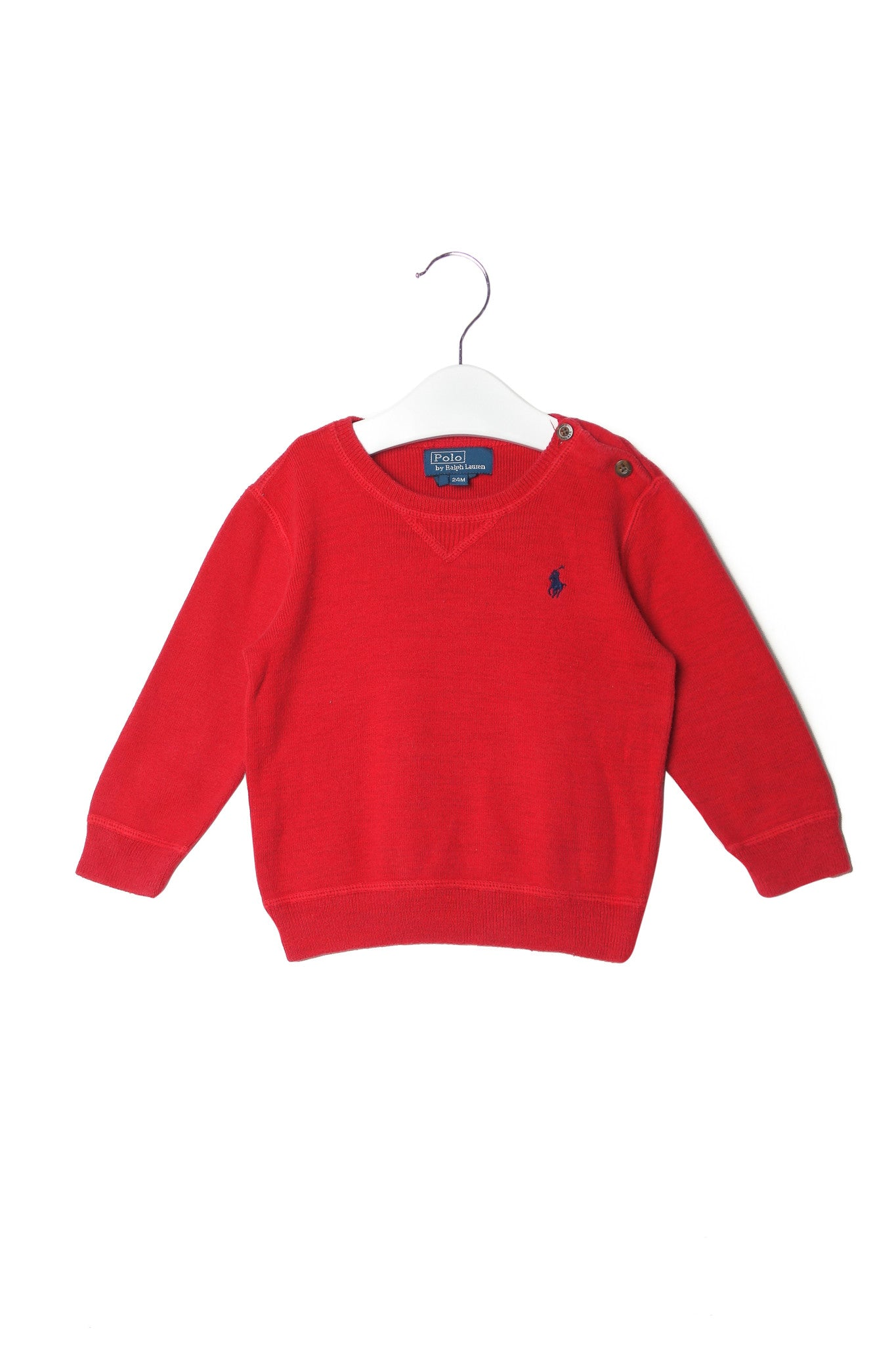 10002582 Polo Ralph Lauren Kids~Sweater 2T at Retykle