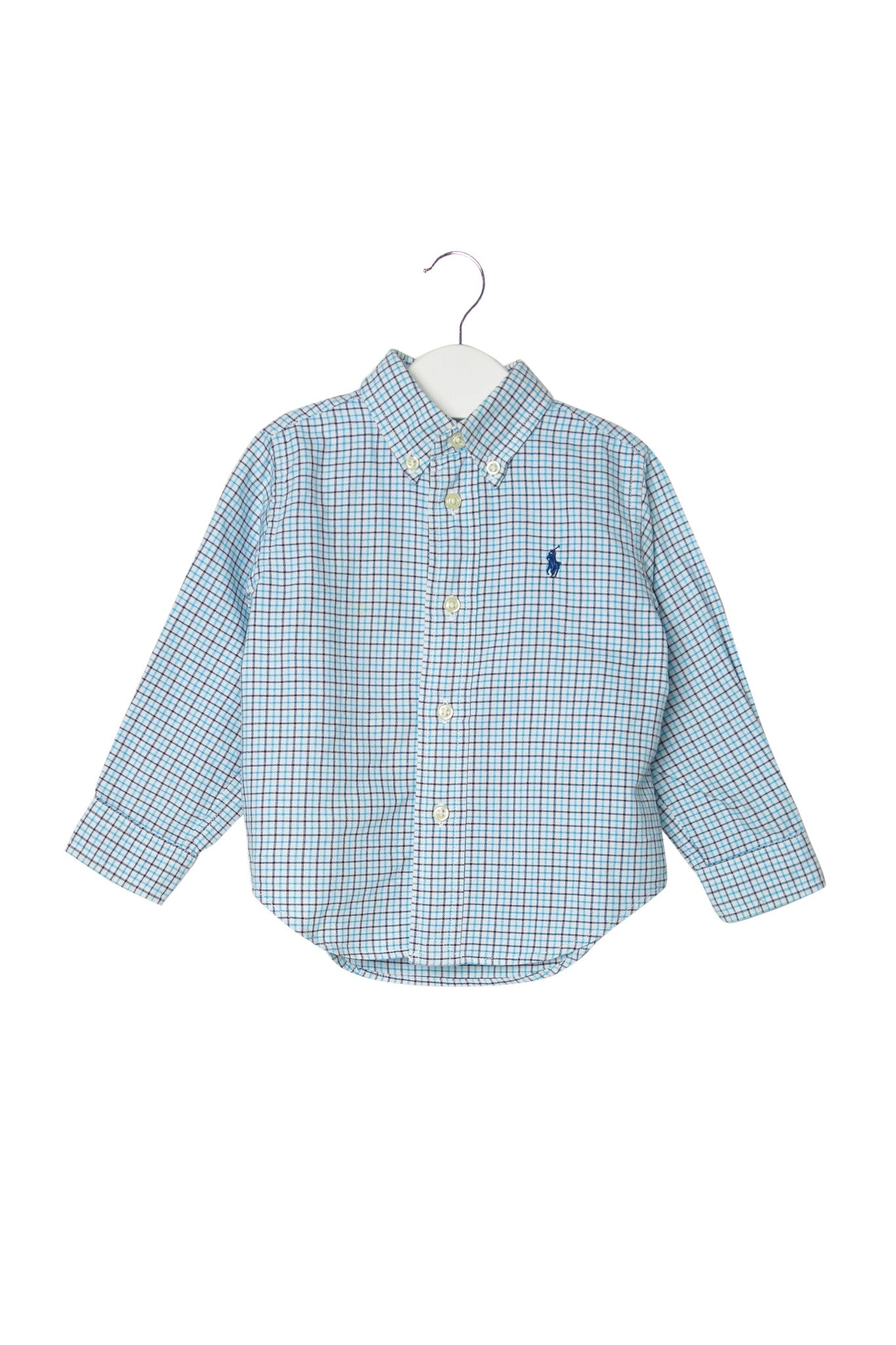 10002673 Ralph Lauren Baby~Shirt 18M at Retykle