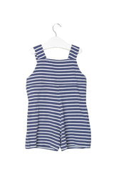 10002679 The Little White Company Baby~Romper 9-12M at Retykle