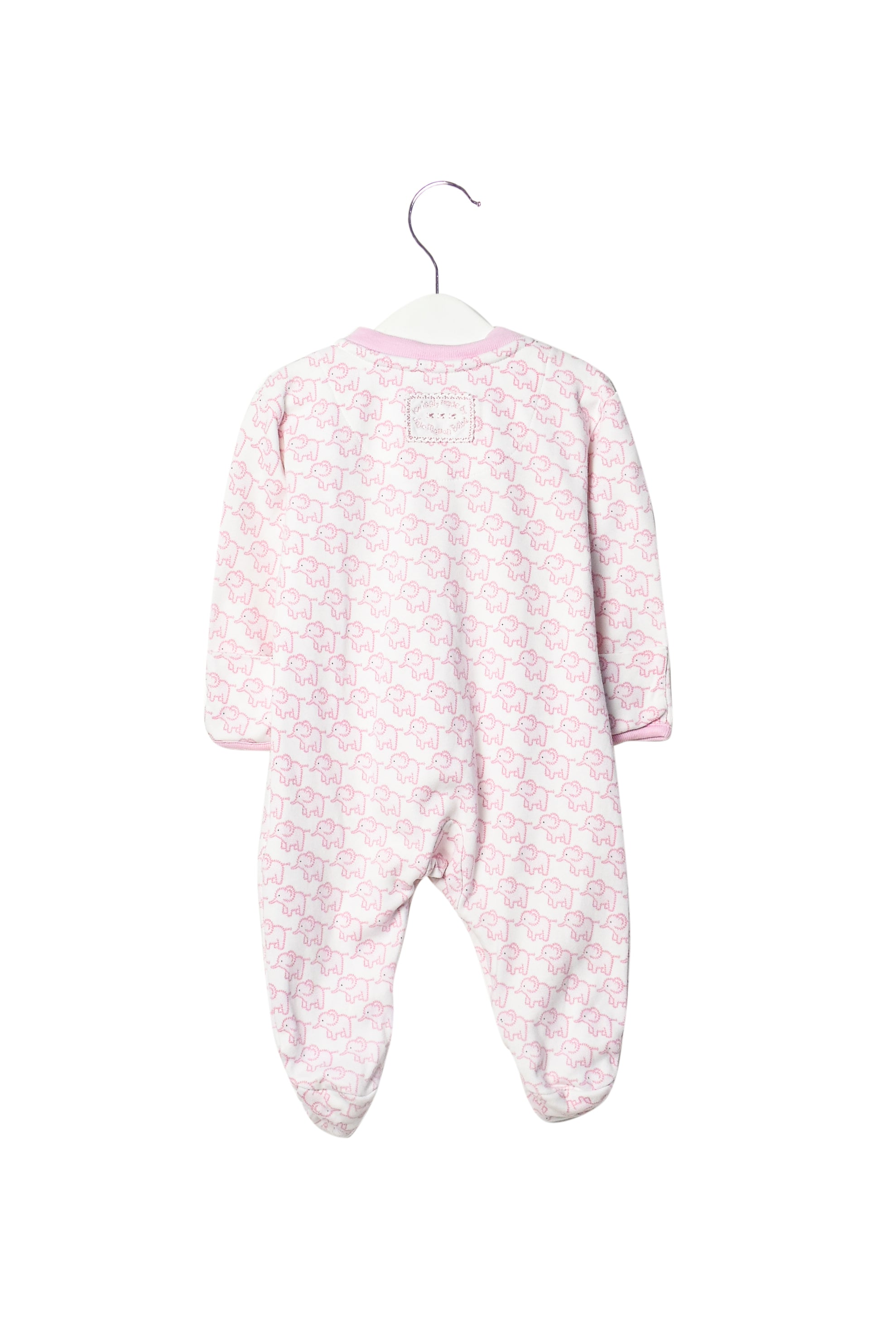 10008094 Jojo Maman Bebe Baby~Jumpsuit 0-3M at Retykle