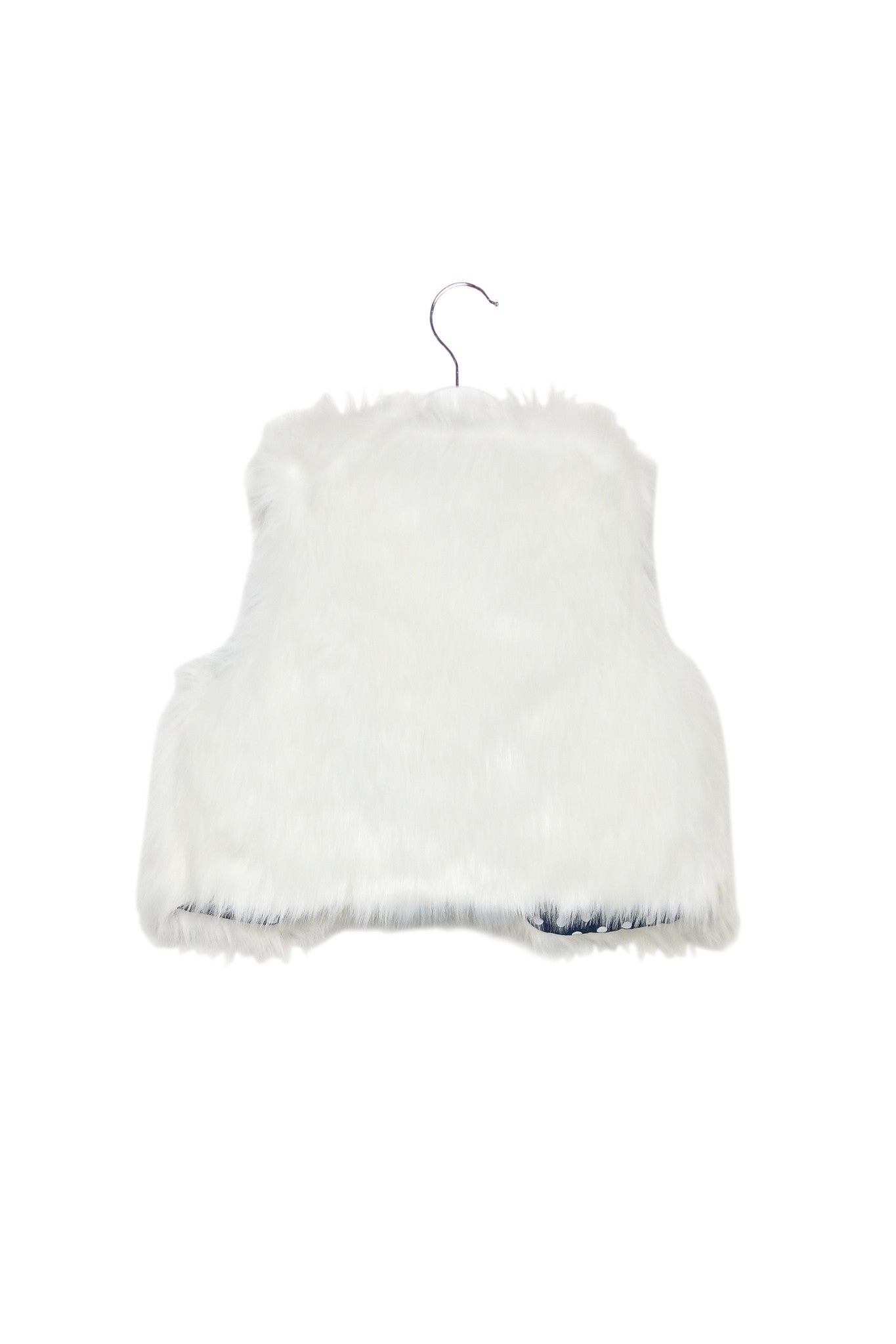 10002828 Seed Kids~Fur Vest O/S (M) at Retykle