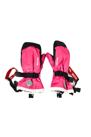 10009583 Hestra Kids ~ Ski Gloves 7Y (Size 4)