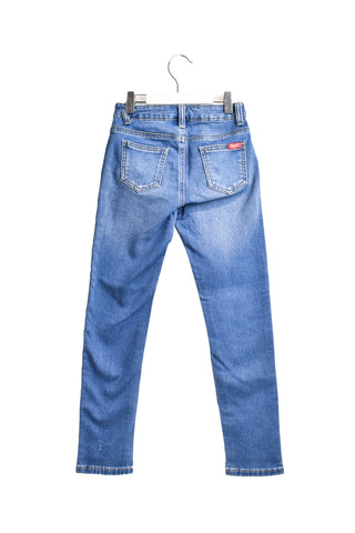 10018694 Seed Kids~Jeans 7-8 at Retykle