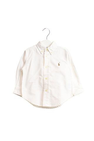 10019030 Ralph Lauren Baby~Shirt 12M at Retykle