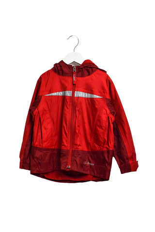 10016785 L.L.Bean Kids~Rain Jacket 6T at Retykle