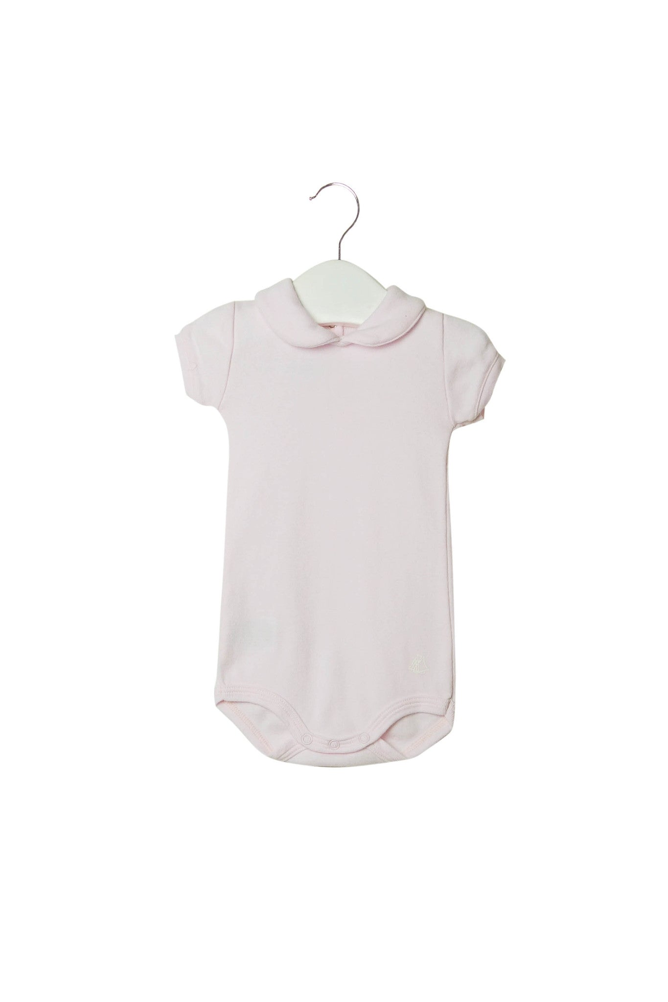 10002980 Petit Bateau Baby~Bodysuit and Bloomer 3M at Retykle