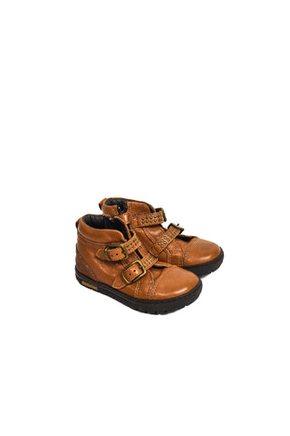 10023391 Kickers Baby~Boots 18-24M (EU 22) at Retykle