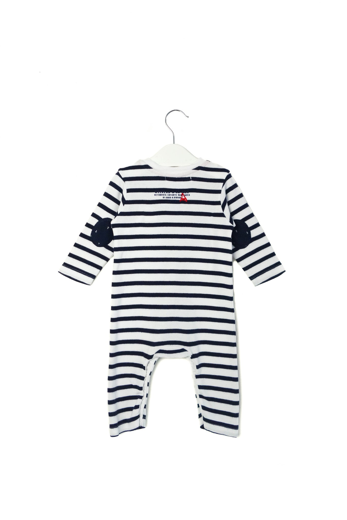 10003121 Weekend a la Mer Baby~Jumpsuit 6M at Retykle
