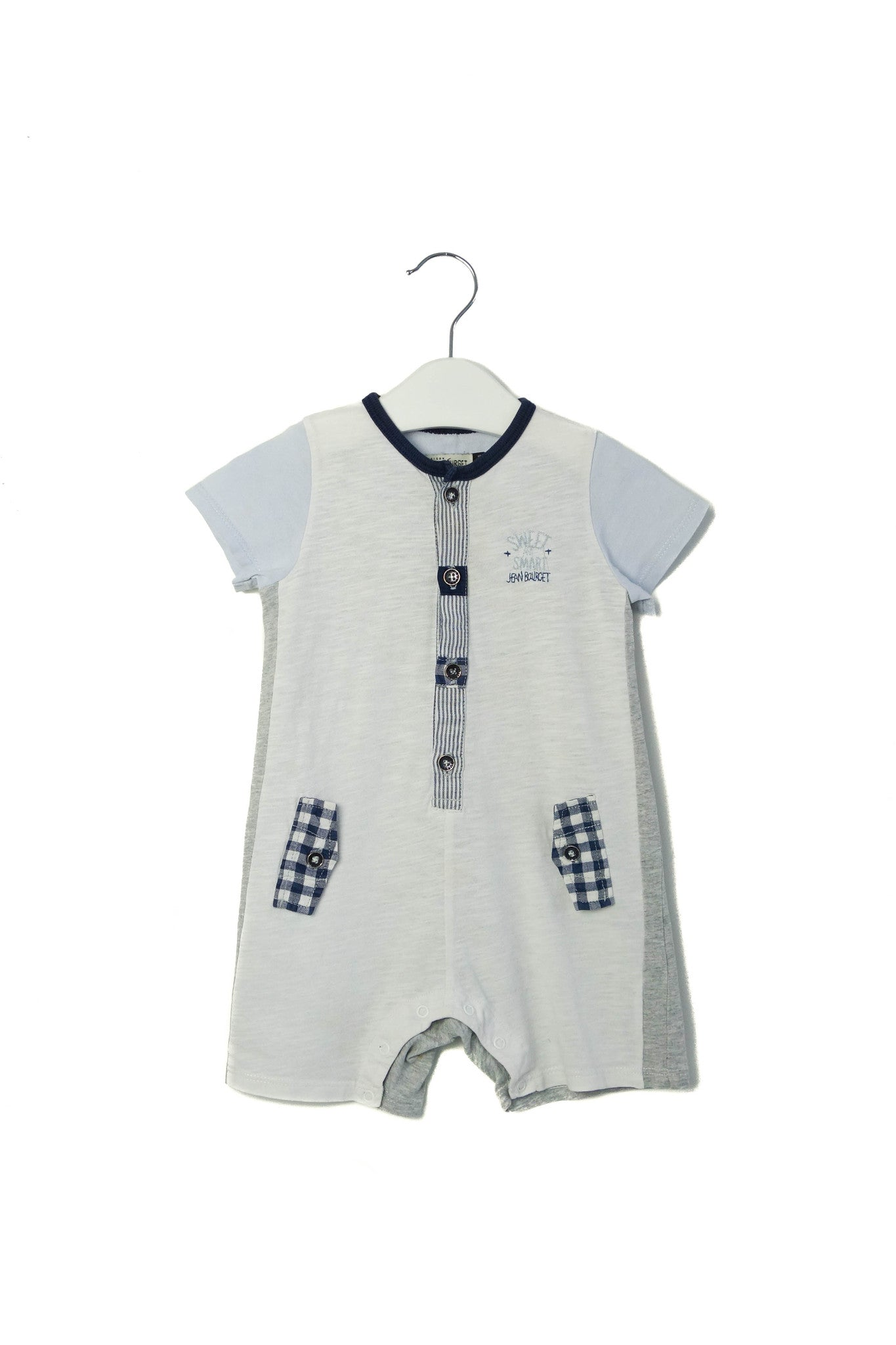 10003122 Jean Bourget Baby~Romper 12M at Retykle