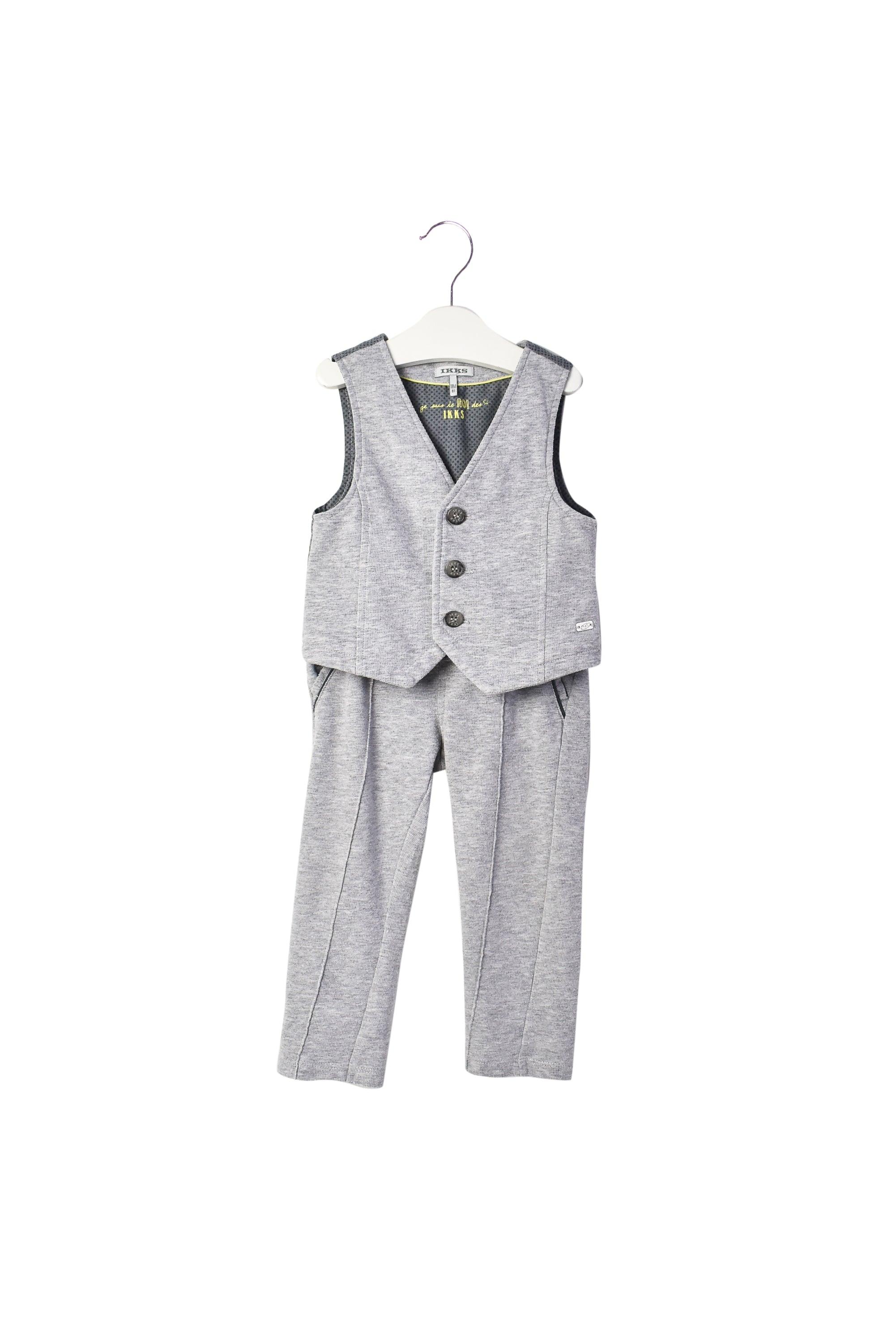 10007027 IKKS Baby~Jacket and Pants 18M at Retykle