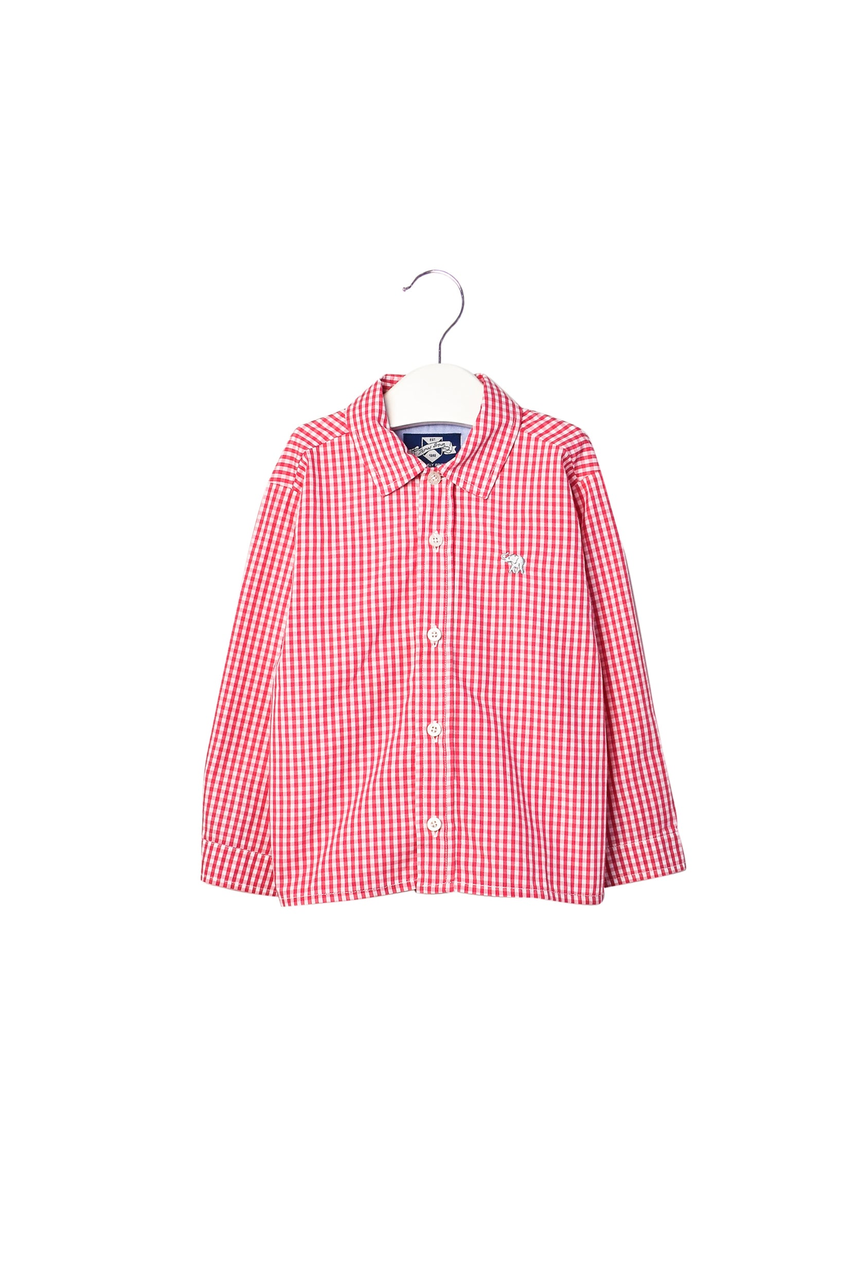 10007566 Thomas Brown Baby ~ Shirt 24M at Retykle