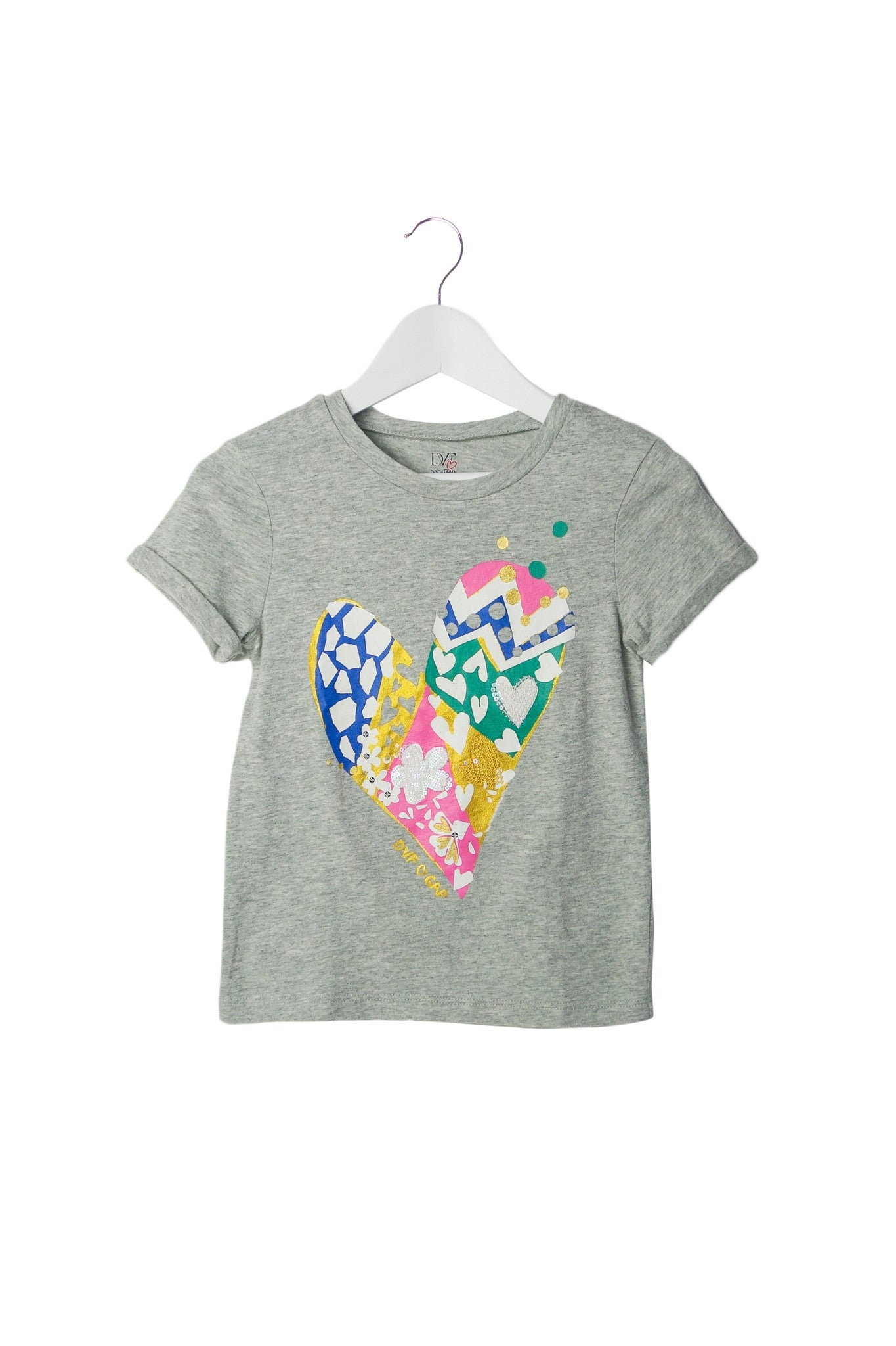 10003069 DVF Gap Kids~T-Shirt 4T at Retykle