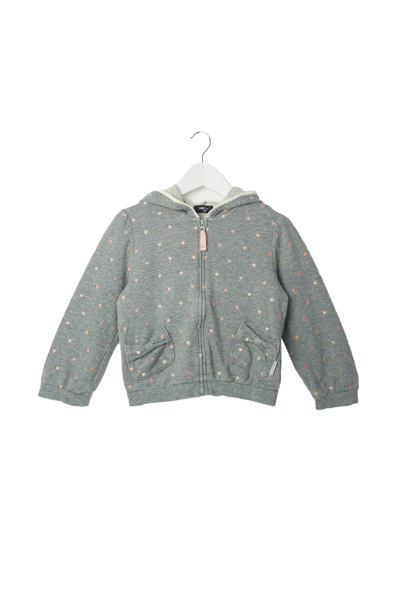10003078 Comme Ca Ism Kids~Sweatshirt 4-5T (110 cm) at Retykle
