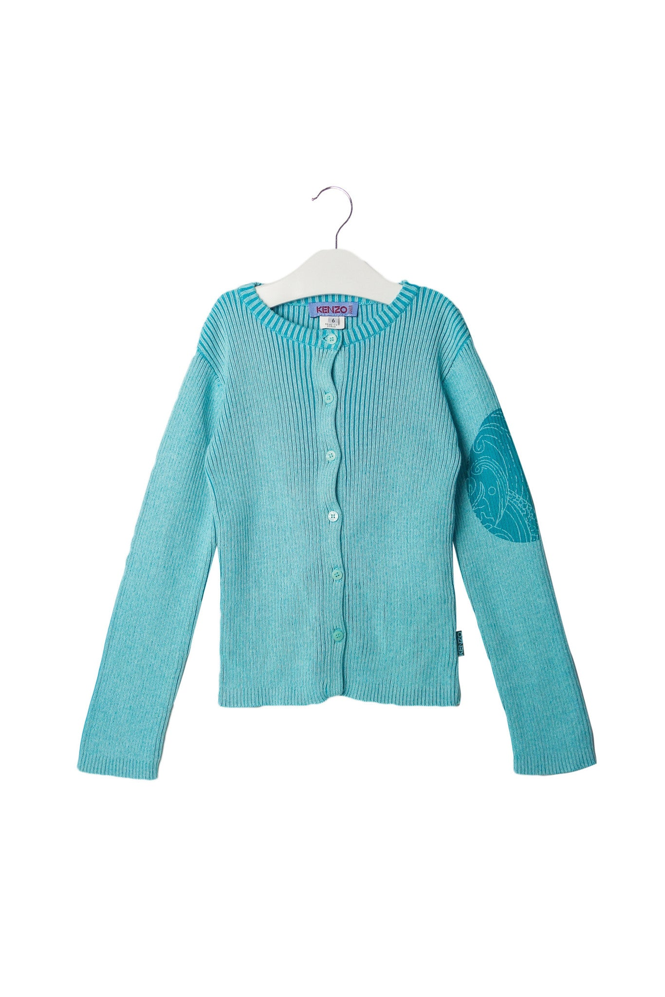 10003189 Kenzo Kids~Cardigan 6T at Retykle