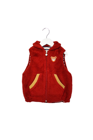 10010333 Mikihouse Kids ~ Reversible Vest 4-5T (110cm) at Retykle