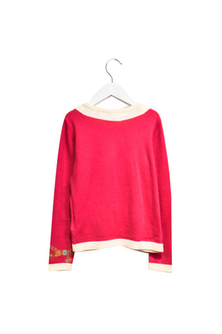 10016400 Kate Spade Gap Kids~Sweater 6T-7 at Retykle