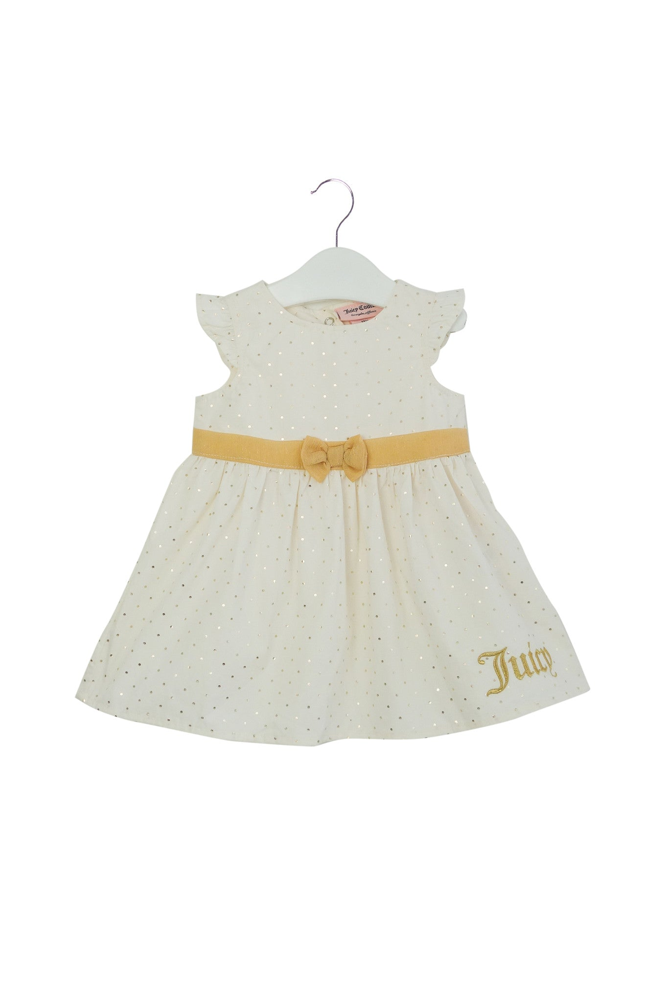 10003206 Juicy Couture Baby~Dress and Bloomer 12M at Retykle