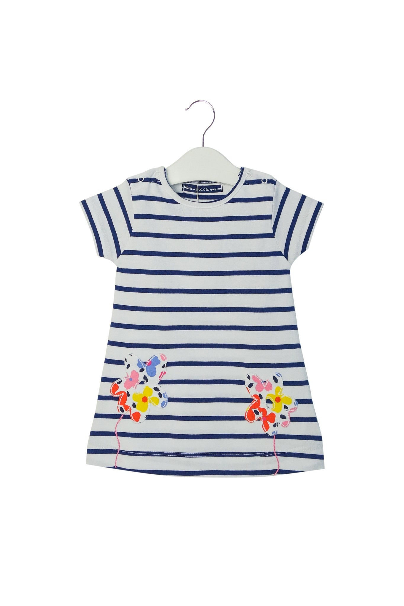 10003479 Weekend a la Mer Baby~Dress 12M at Retykle
