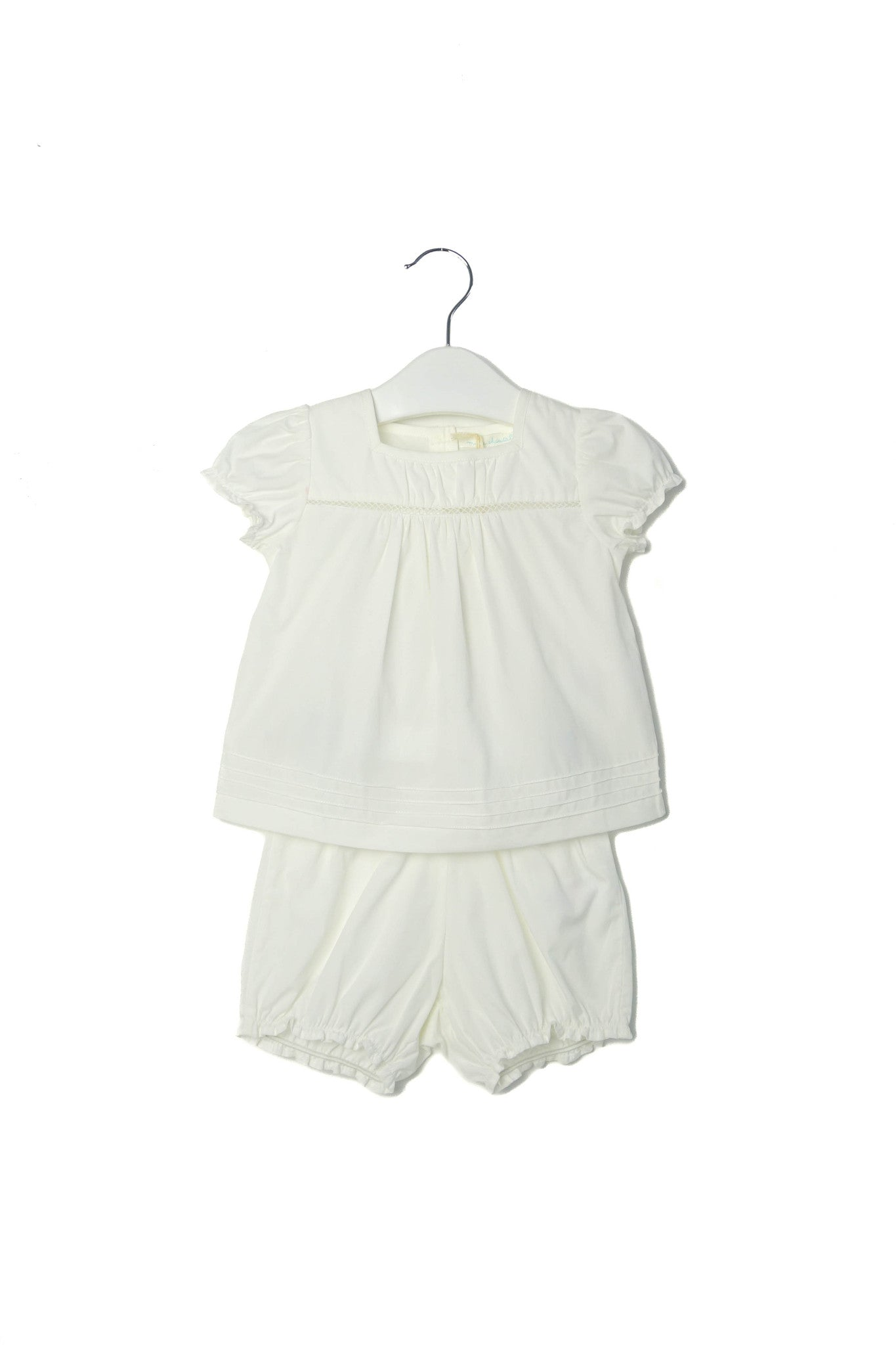 10003216 Marie Chantal Baby~Top and Shorts 12M at Retykle