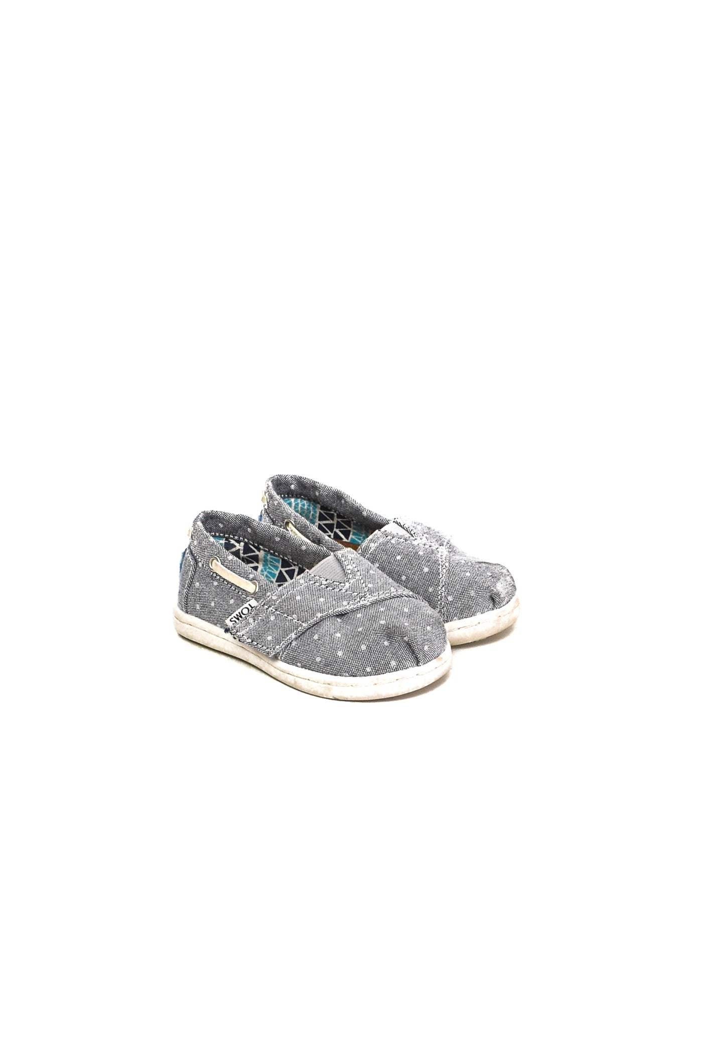 10007857 Toms Baby~Shoes 12-18M (US 5) at Retykle