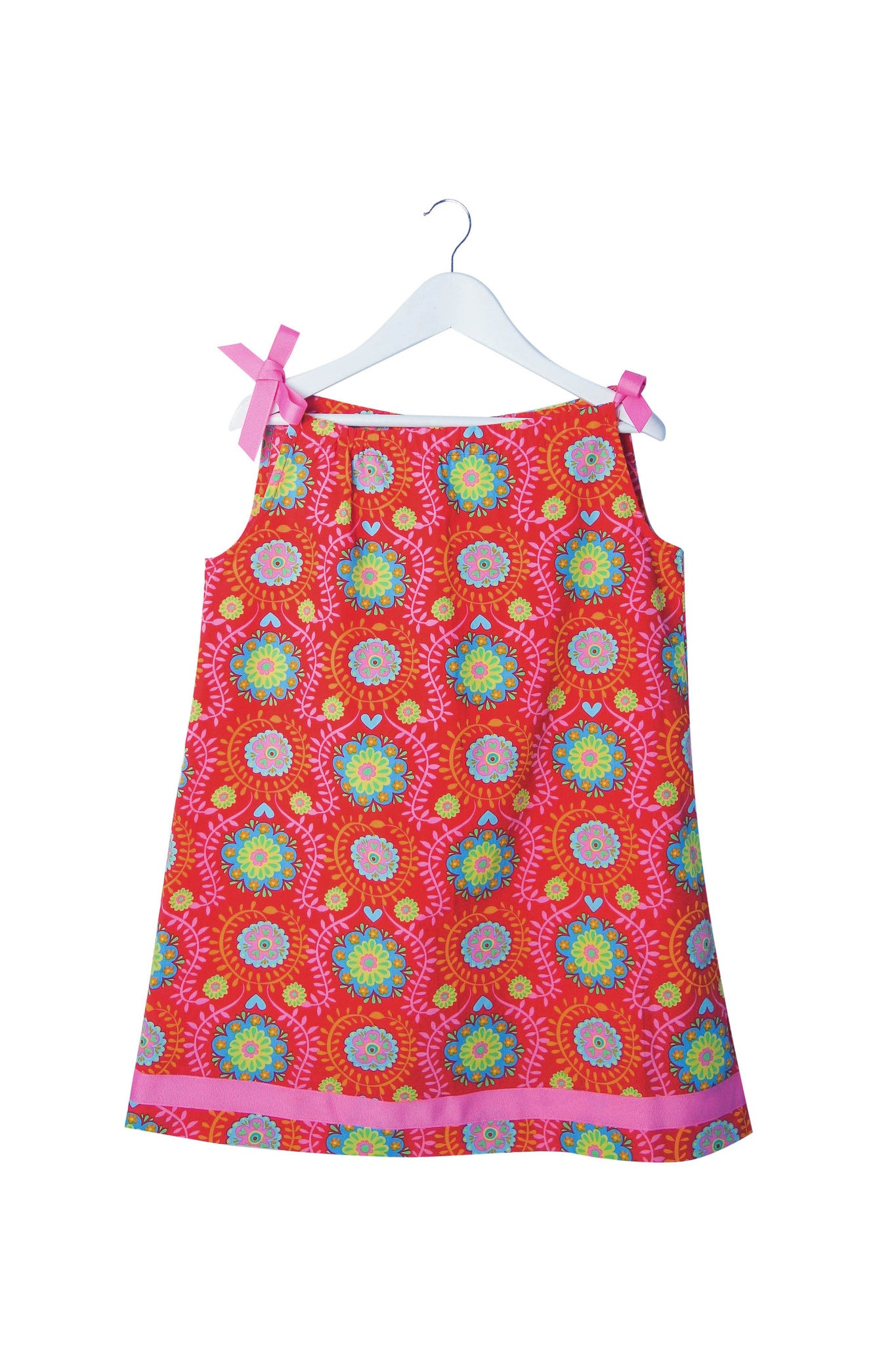 10003274 Hanna Andersson Kids~Dress 4-5T (110 cm) at Retykle