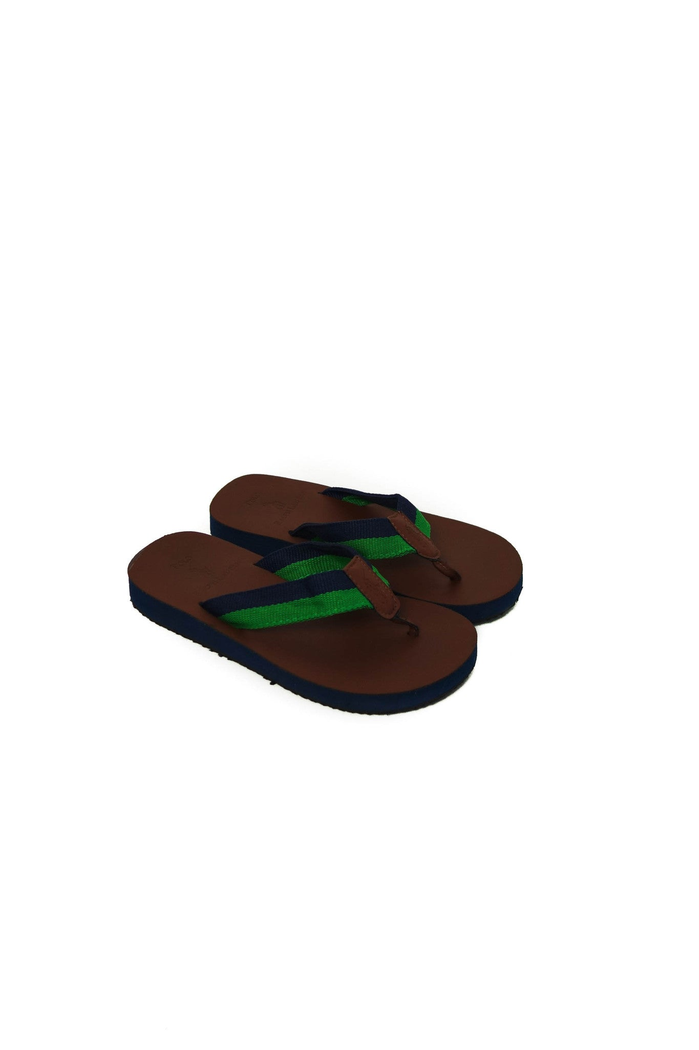 10003329 Polo Ralph Lauren Kids~Flip Flops 6T (US 13) at Retykle