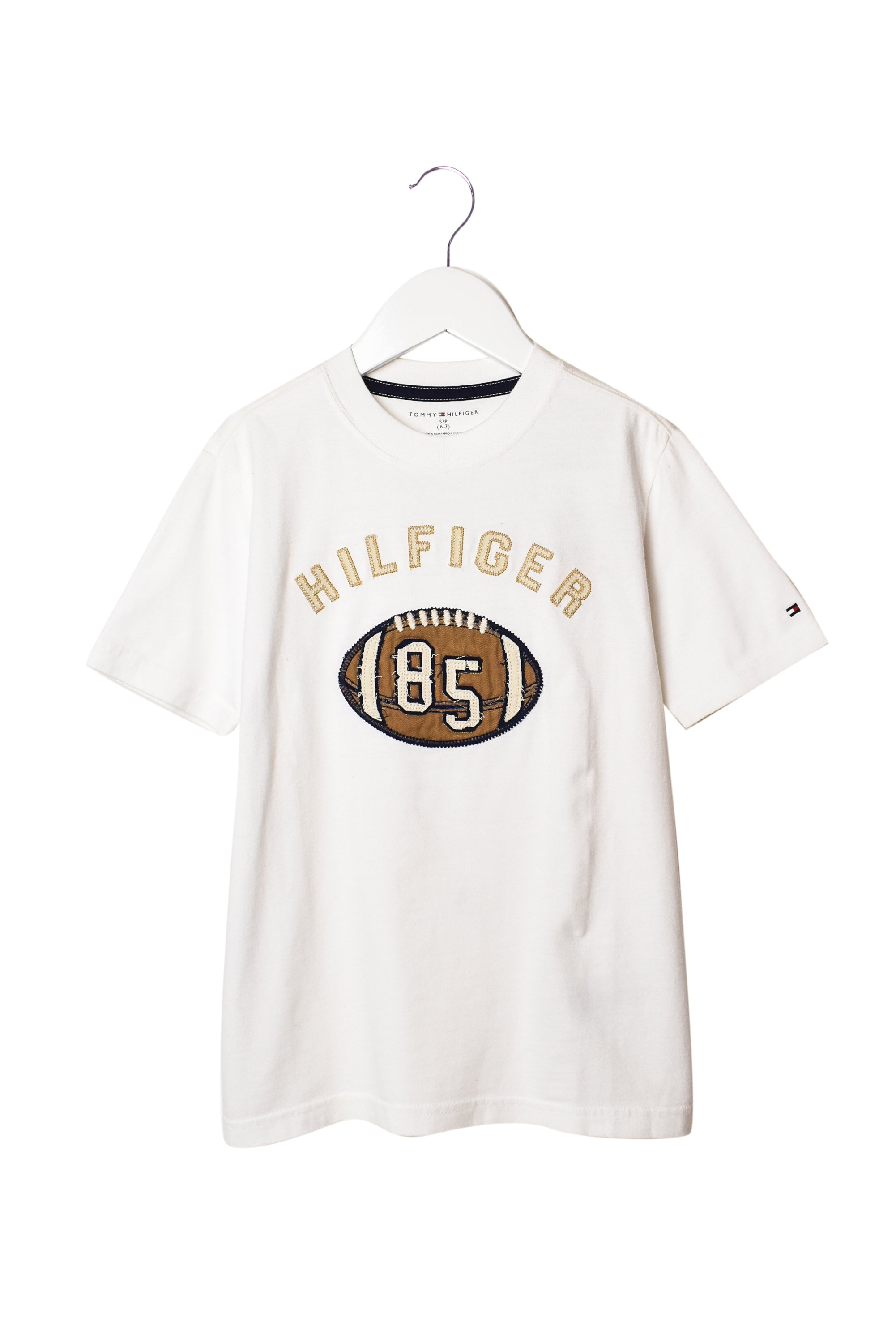 10008407 Tommy Hilfiger Kids ~ T-Shirt 6-7 at Retykle