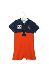 10003371 Ralph Lauren~Romper 9M at Retykle