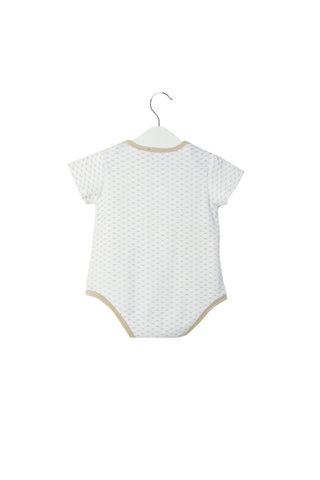 10003401 Armani Baby~Bodysuit and Bib 6M at Retykle