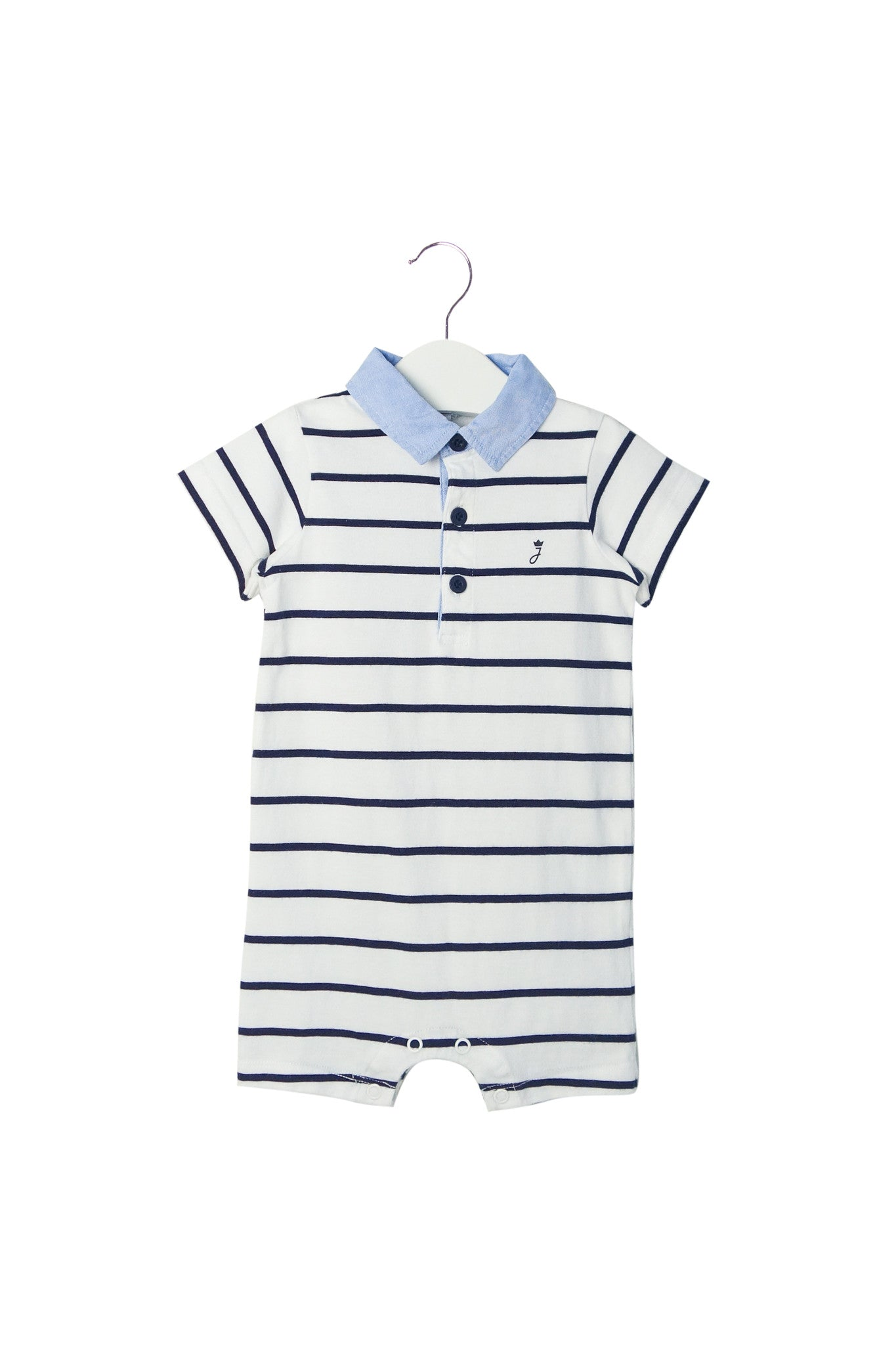 10003403 Jacadi Baby~Romper 12M at Retykle
