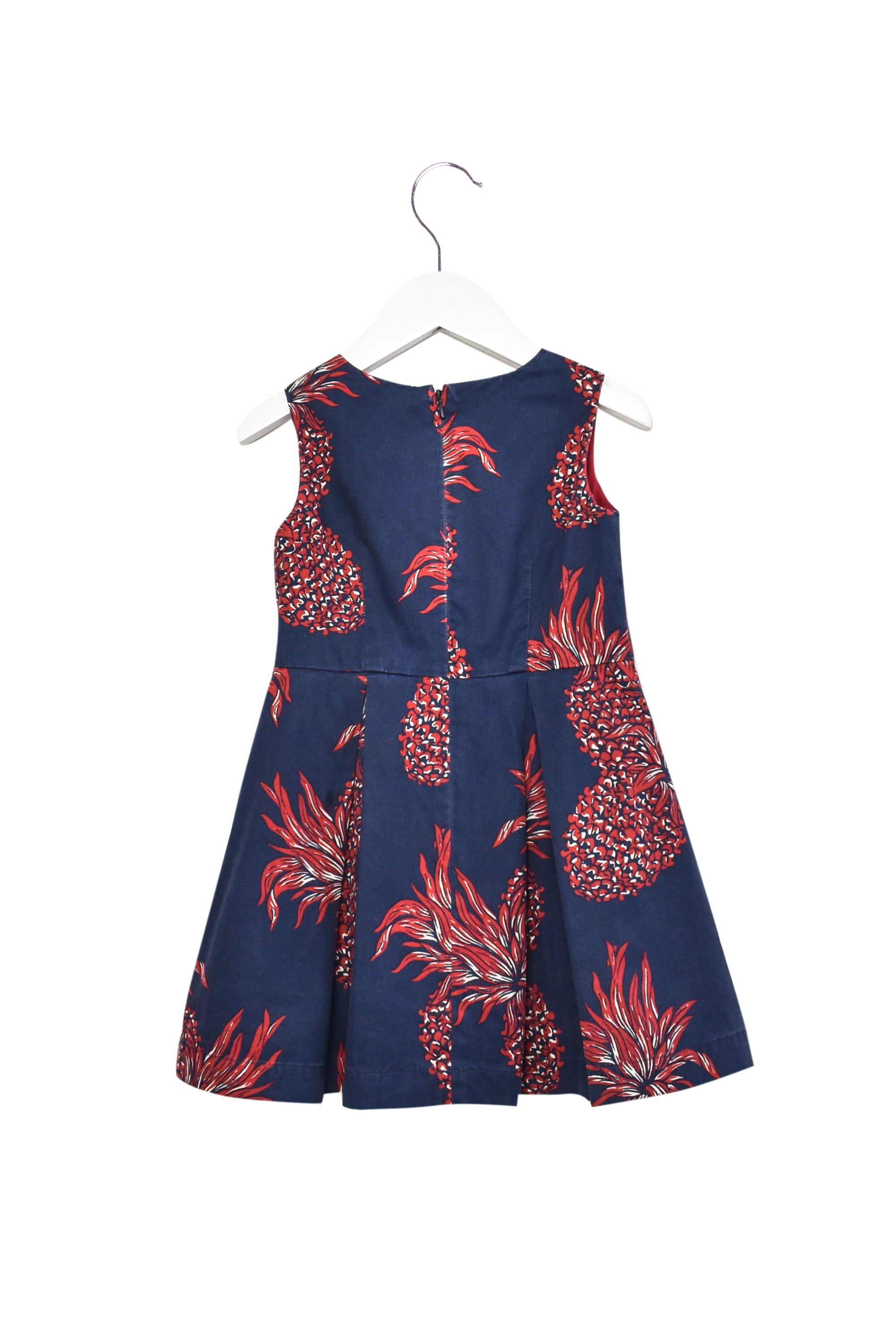 10011831 La Petite Caravane Kids~Dress 2-3T at Retykle