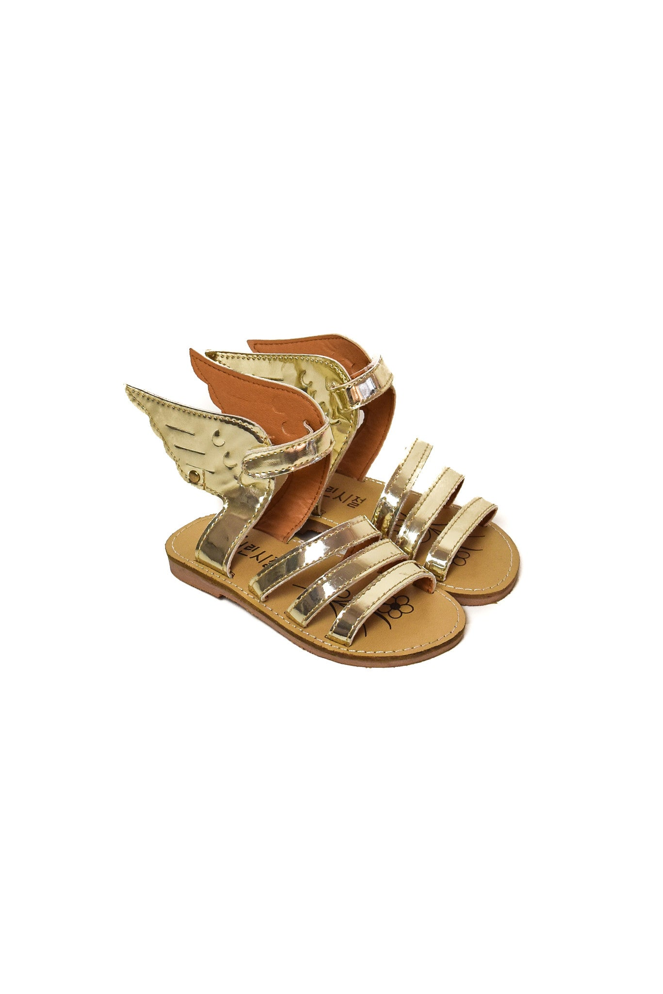 10003485 No Brand Kids~Sandals 3T (EU 24) at Retykle