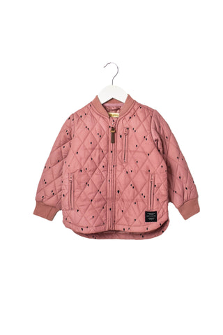 Quilted Jacket and Pants 3T