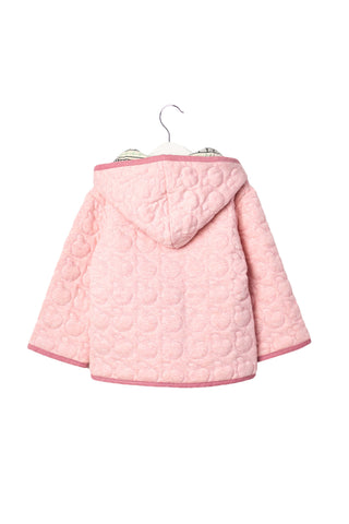 Quilted Jacket 18-24M (reversible)