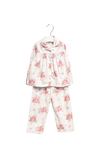 10017506 The Little White Company Baby~Pyjamas 12-18M at Retykle